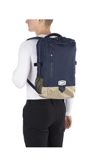100% Transit Backpack navy